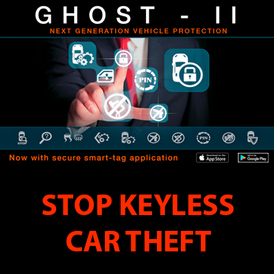 Autowatch Ghost 2 - Stop Keyless car Theft - TTW Installations
