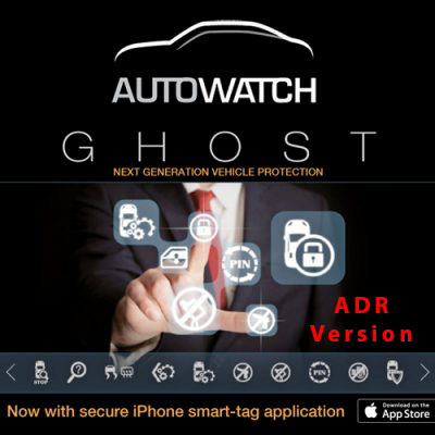 Autowatch Ghost 2 ADR Version - TTW Installations