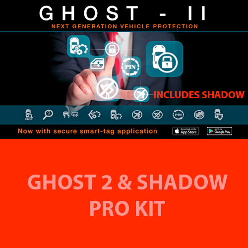 Autowatch Ghost 2 Including Shadow - TTW Installations