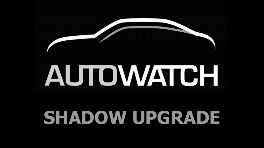 Autowatch Ghost Shadow Upgrade